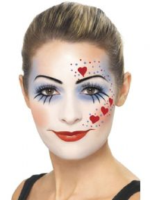 KIt Make Up Per Clown Donna (37805)